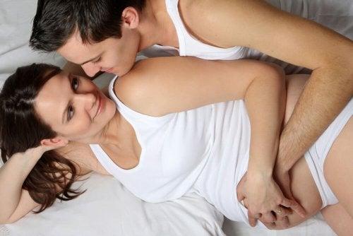 Las relaciones sexuales durante el embarazo