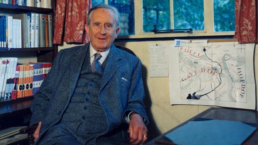 5 frases educativas de Tolkien