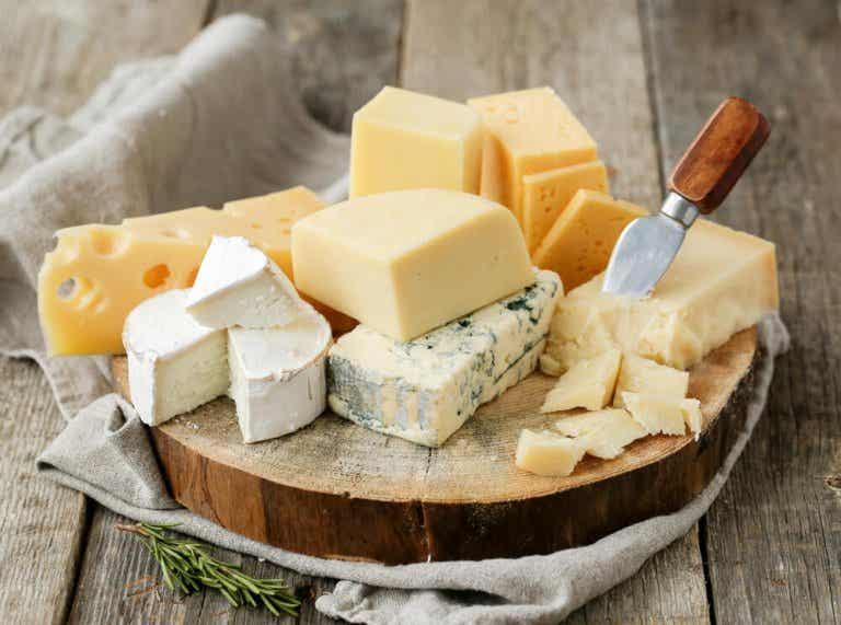 3 recetas con queso para el tercer trimestre del embarazo