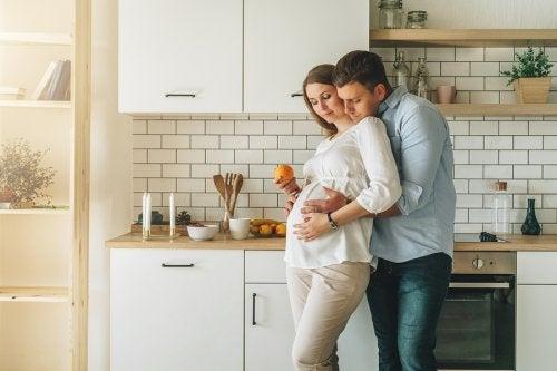Muchas parejas se cuestionan sobre estar preparada para tener otro hijo.