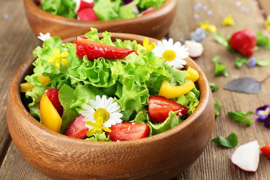 3 ideas para elaborar ensaladas