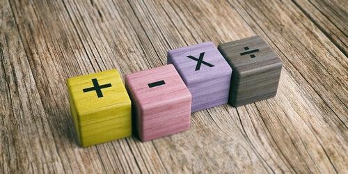 Enseñar a multiplicar es muy sencillo.