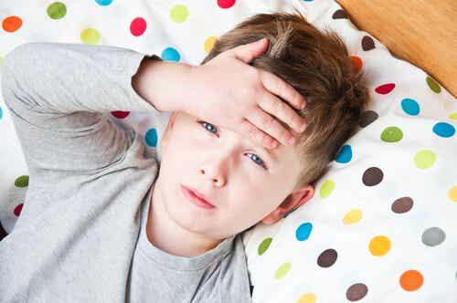 5 consejos para bajar la fiebre en los niños