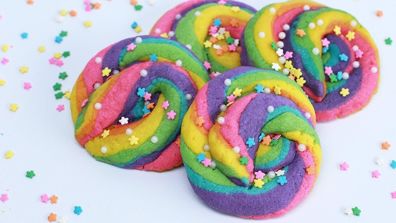 Recetas de galletas para niños.