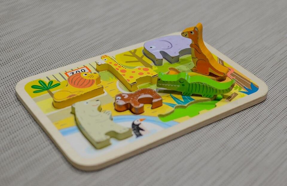 5 entretenimientos para niños de dos años.