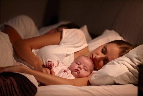 4 ideas para dormir a los niños