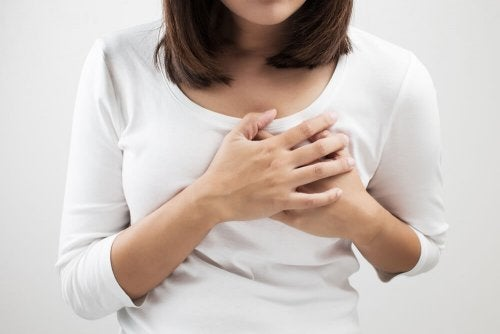 La mastitis periductal suele perjudicar generalmente las áreas más cercanas al pezón