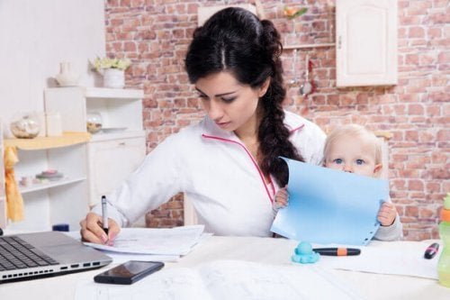 La organización es clave en la misión de ser madre y estudiar.