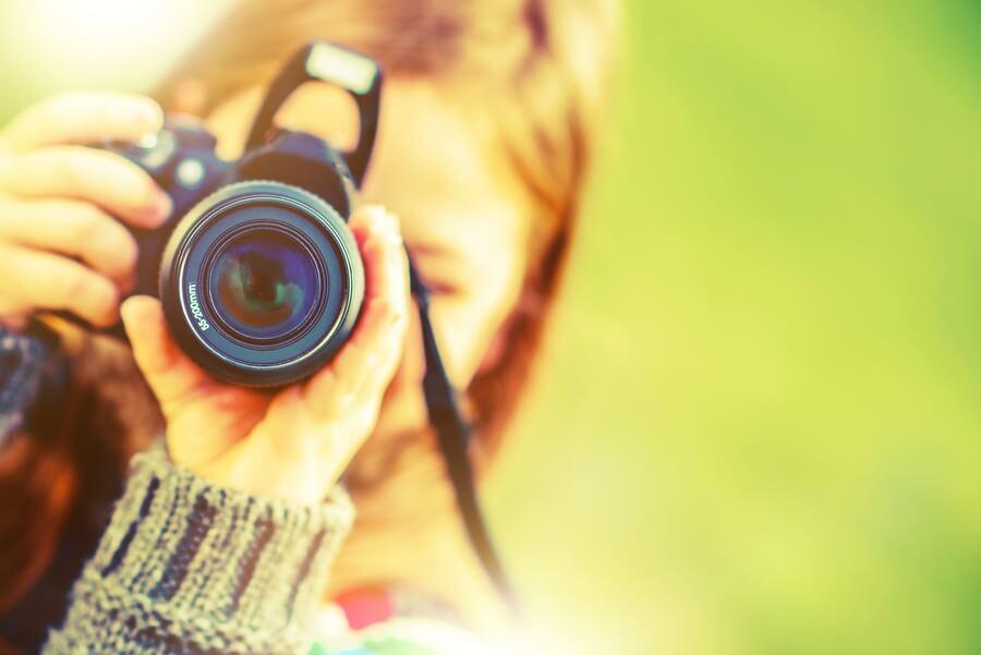 Beneficios de los cursos de fotografía para niños