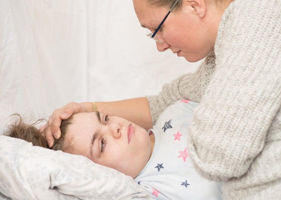 Niños con epilepsia: causas, síntomas y tratamientos