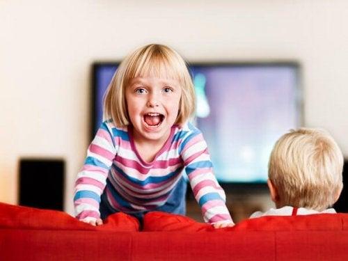 La hiperactividad en niños pequeños puede deberse a varios factores; uno de ellos es el TDAH.