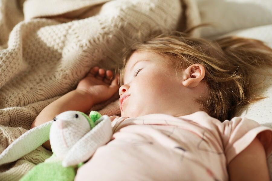 Beneficios de la siesta para niños