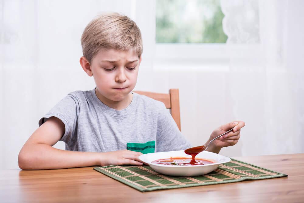 ¿Cómo tratar las intolerancias alimentarias en los niños?