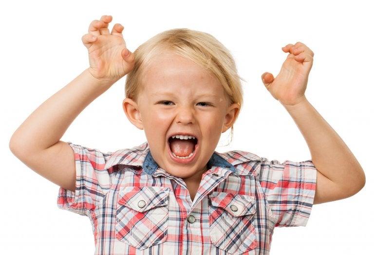 Hiperactividad en niños pequeños