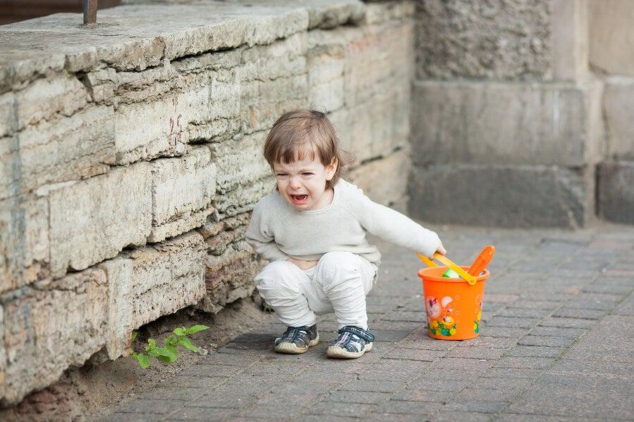 ¿Los niños se portan peor con sus padres?