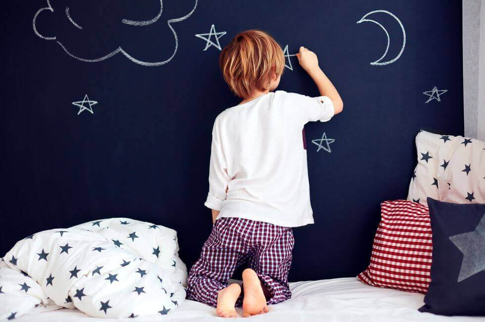 Ideas para dormir a los niños.