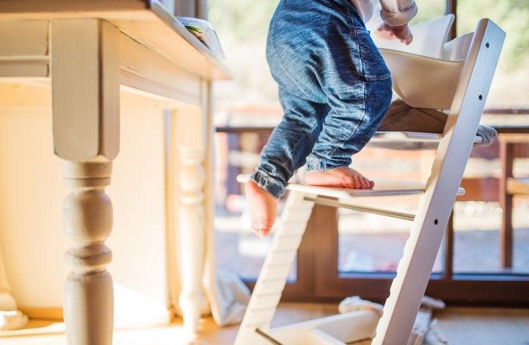 ¿Cuáles son los accidentes más comunes con los niños?
