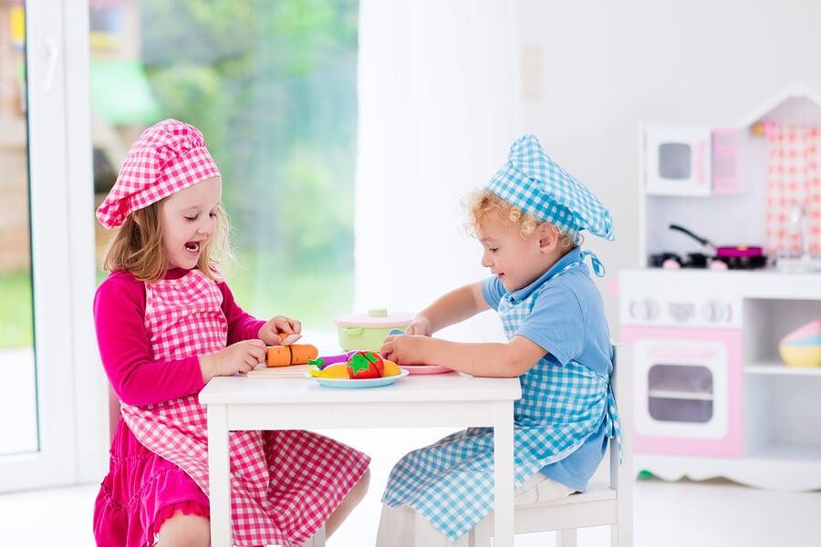 5 entretenimientos para niños de 2 años.
