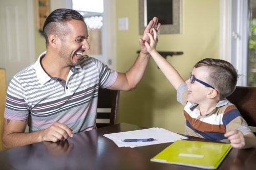 Claves y beneficios de la crianza positiva.