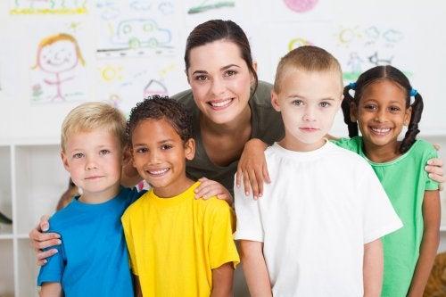 ¿Qué valoran los niños de un buen profesor?