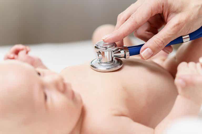 Pruebas que se realizan a recién nacidos