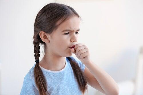 ¿Cómo identificar el tipo de tos de los niños?