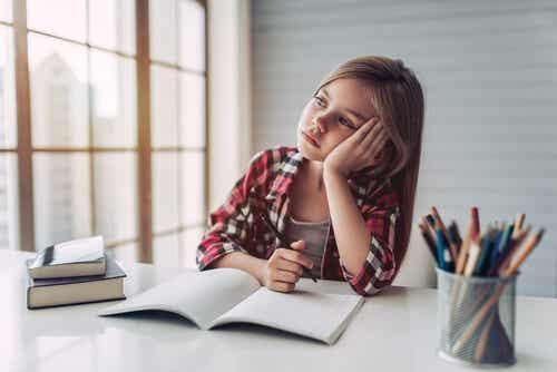 Los niños que se acuestan tarde sufren más trastornos