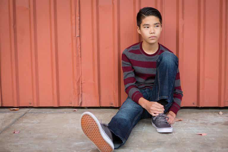 6 problemas de autoestima en adolescentes