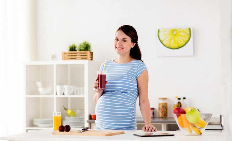 4 zumos para embarazadas