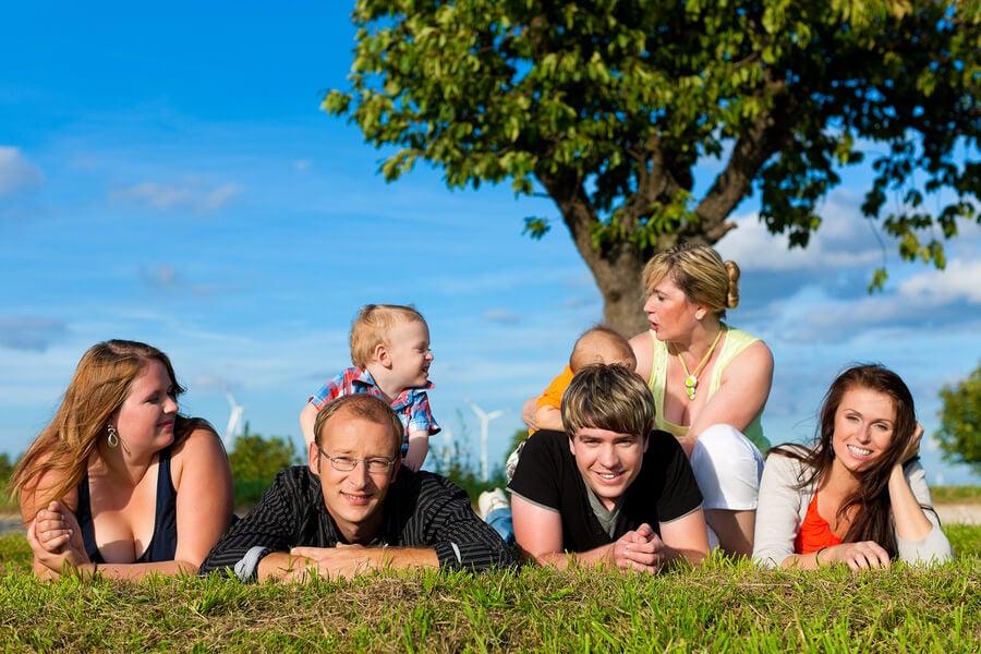 4 planes de verano para familias numerosas