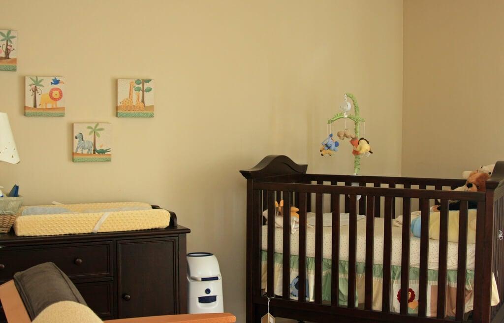 6 tipos de cambiadores para bebés
