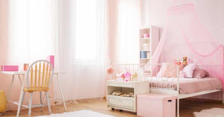 6 tipos de camas para niños