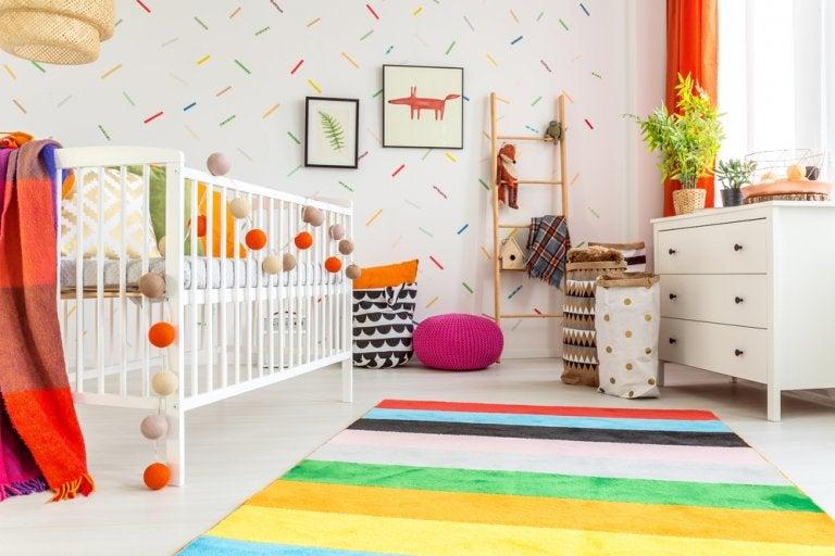 6 tipos de cunas para bebés