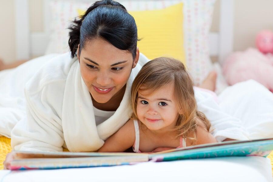 Cómo trabajar las emociones de los niños a través de los cuentos