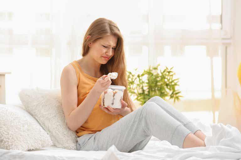 ¿Qué es la depresión prenatal?