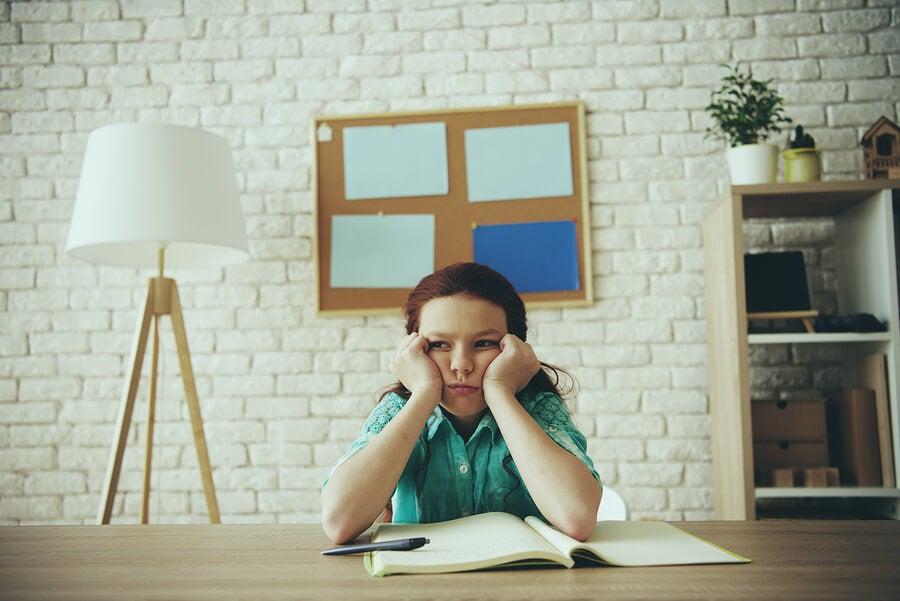¿Es bueno el aburrimiento en los niños?