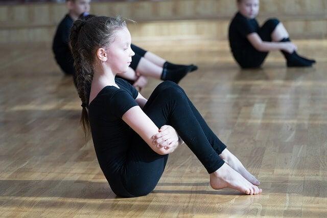 gimnasia para ninos 3 anos
