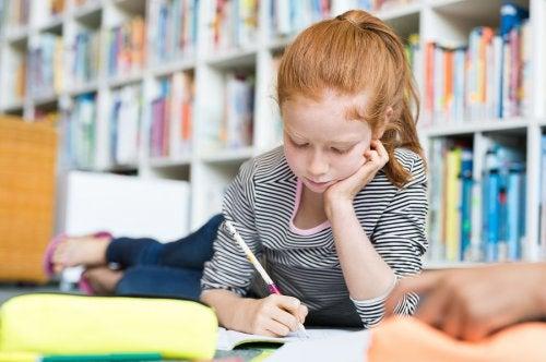 ¿Sabías que ciertos alimentos favorecen la concentración de los niños?