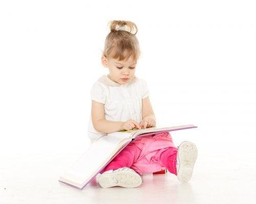 Las infecciones urinarias en niñas pueden producirse desde muy temprana edad.