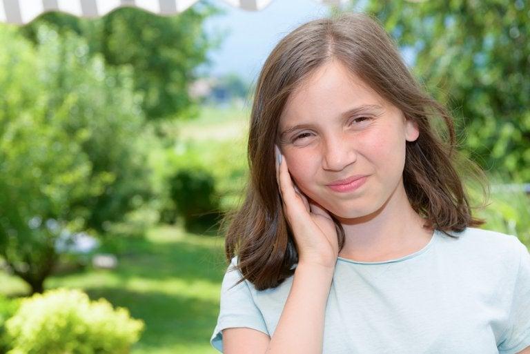 Ruptura de tímpano en niños