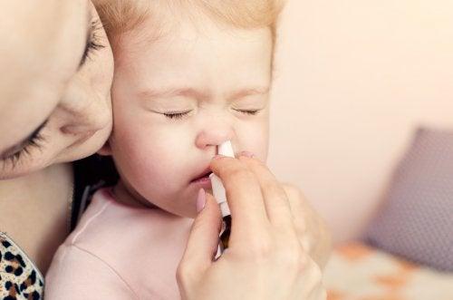 Las pruebas de alergia en los niños: ¿en qué consisten?