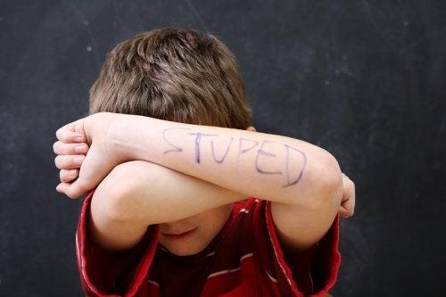 3 problemas de autoestima en niños
