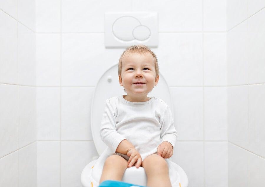 Infecciones de orina en niños