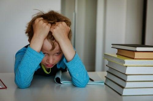Prevenir el estrés infantil.