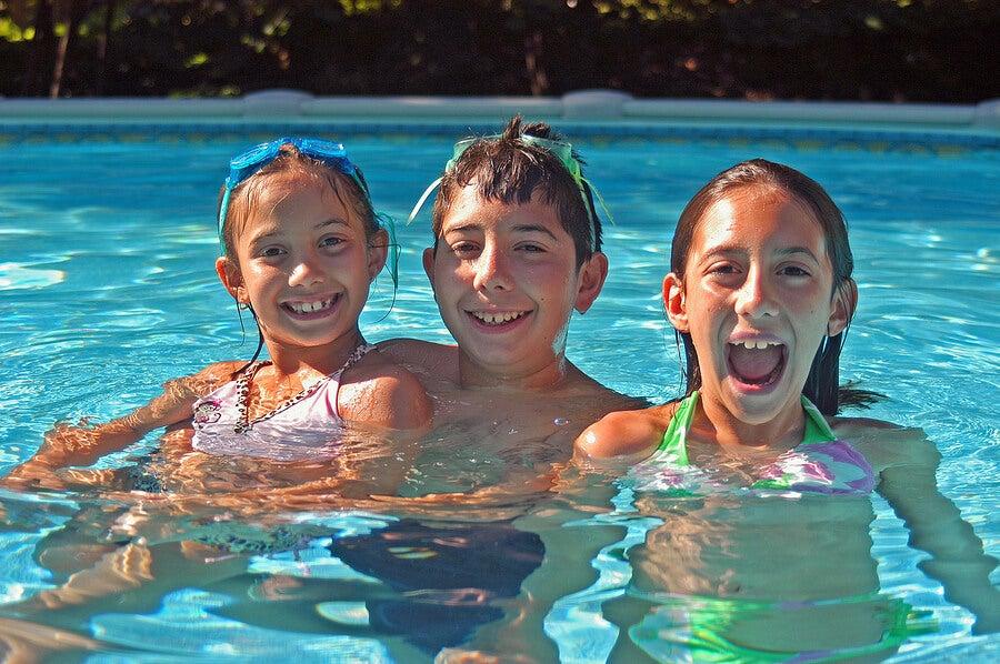 Normas de seguridad para ir a la piscina con niños