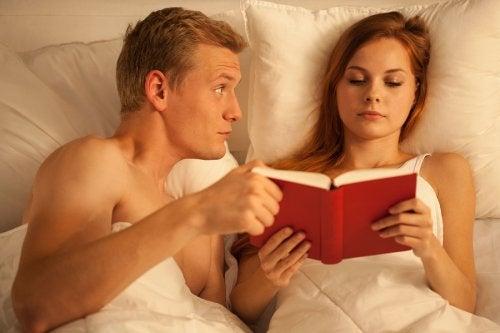 La sexualidad y lactancia materna pueden generar cierta pérdida de apetito sexual en la pareja.
