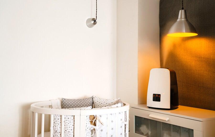 Purificadores de aire para los bebés