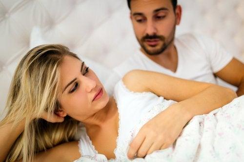 La falta de deseo después del parto puede tener diversos orígenes.