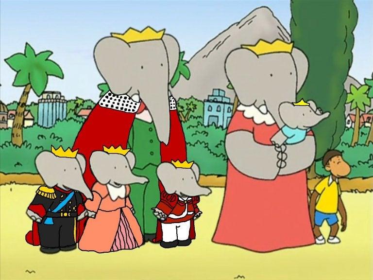 El elefante Babar: un personaje clásico
