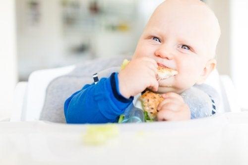 ¿Qué es el baby-led weaning?